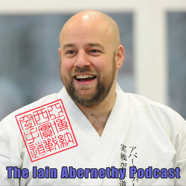 Iain Abernethy - The Practical Appliction Of Karate